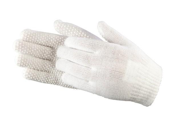 Pfiff-Handschoenen-Kinderen-met-noppen-wit-Universeel-kind
