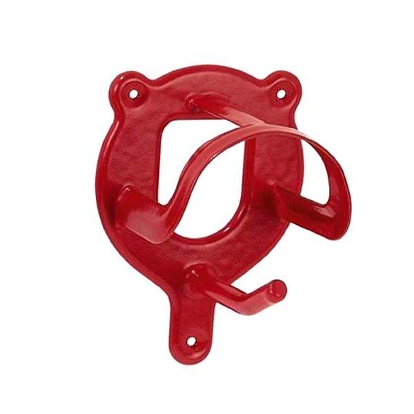 Pfiff-Hoofdstelhanger-metaal-rood