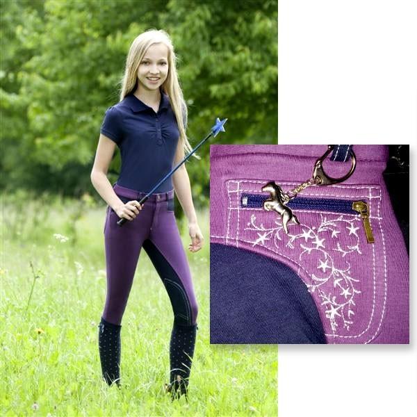 USG-Kinderrijbroek-met-sleutelhanger-lila