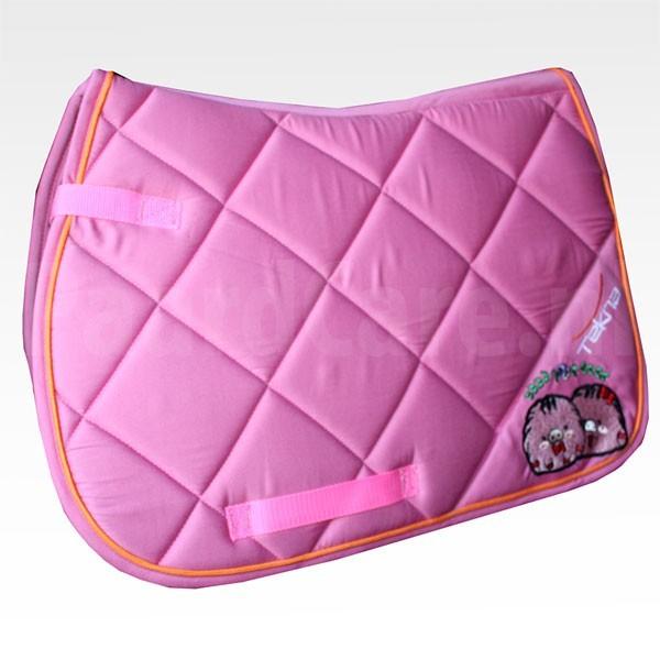 Tekna-Zadeldek-Pink-VS-roze-pony