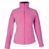 Pfiff-Fleece-vest-roze