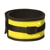 Kerbl-Reflectie-Bandage-2stuks-geel-verstelbaar