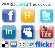 paardcare.nl en social media